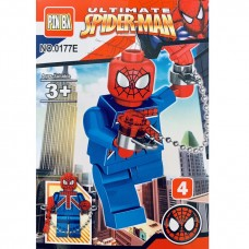 Мини-фигурка Spiderman 0177Е-4