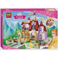 """Конструктор Bela 10565 """"Заколдованный замок Белль"""" (аналог Лего Disney Princess 41067)"""