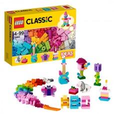 LEGO CLASSIC Набор для творчества - пастельные цвета 10694