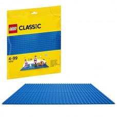 LEGO CLASSIC Синяя базовая пластина 10714