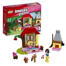 LEGO Juniors 10738 Конструктор Лего Джуниорс Лесной домик Белоснежки