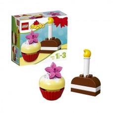 LEGO DUPLO 10850 Конструктор Лего Дупло Мои первые пирожные
