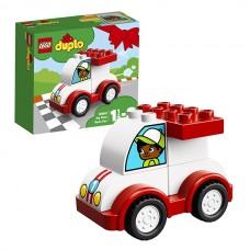 LEGO DUPLO 10860 Конструктор Лего Дупло Мой первый гоночный автомобиль