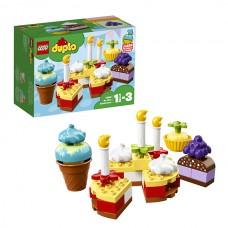 LEGO DUPLO 10862 Конструктор Лего Дупло Мой первый праздник