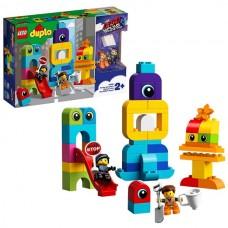 LEGO DUPLO 10895 Конструктор Лего Дупло The LEGO Movie 2: Пришельцы с планеты DUPLO