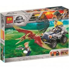 "Конструктор Bela 10921 ""Погоня за Птеранодоном"" (аналог Лего 75926)"