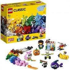 LEGO CLASSIC Кубики и глазки 11003