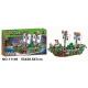 "Конструктор Bela 11139 ""Minecraft, Битва на реке"""