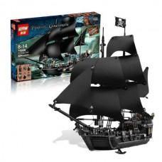 """Конструктор Lepin 16006 """"Пираты Карибского моря, Черная жемчужина"""" (аналог LEGO)"""