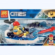 Мини-конструктор City 28006B