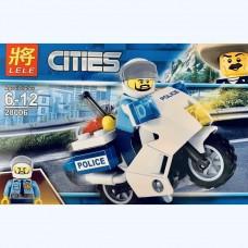 Мини-конструктор City 28006E