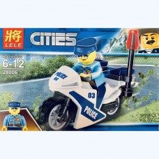 Мини-конструктор City 28006F