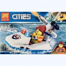 Мини-конструктор City 28006A