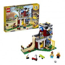 LEGO Creator 31081 Конструктор Лего Криэйтор Скейт-площадка (модульная сборка)