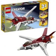 LEGO Creator 31086 Конструктор Лего Криэйтор Истребитель будущего