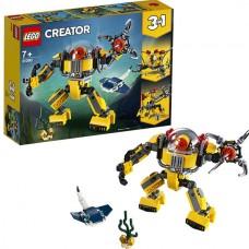 LEGO Creator 31090 Конструктор Лего Криэйтор Робот для подводных исследований