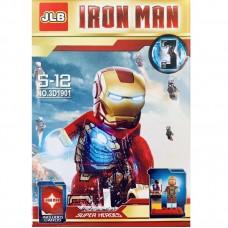 Мини-фигурка Marvel 3D1901