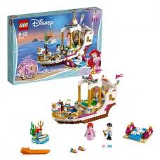 LEGO Disney Princess 41153 Конструктор Лего Принцессы Дисней Королевский корабль Ариэль