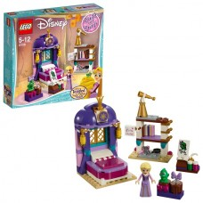 LEGO Disney Princess 41156 Конструктор Лего Принцессы Дисней Спальня Рапунцель в замке