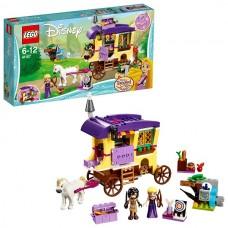 LEGO Disney Princess 41157 Конструктор Лего Принцессы Дисней Экипаж Рапунцель