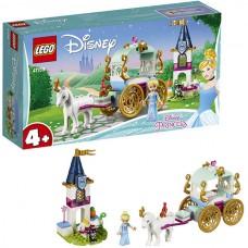 LEGO Disney Princess 41159 Конструктор Лего Принцессы Дисней Карета Золушки