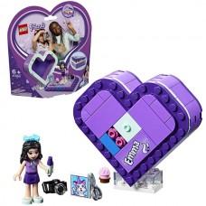 LEGO Friends 41355 Конструктор Лего Подружки Шкатулка-сердечко Эммы
