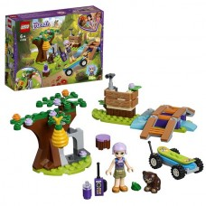 LEGO Friends 41363 Конструктор Лего Подружки Приключения Мии в лесу