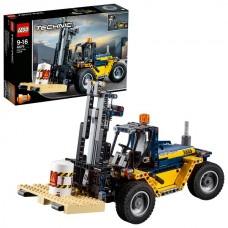LEGO Technic 42079 Конструктор Лего Техник Сверхмощный вилочный погрузчик