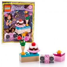 LEGO Friends 561504 Конструктор Лего Подружки День рождения