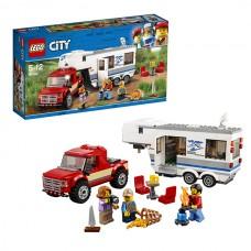 LEGO CITY Дом на колесах 60182