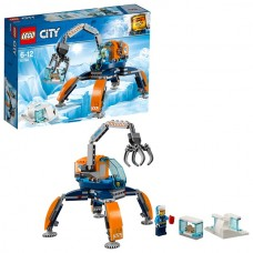LEGO CITY Арктическая экспедиция Арктический вездеход 60192