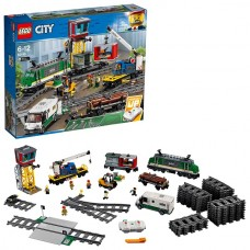 LEGO City 60198 Конструктор Лего Город Товарный поезд