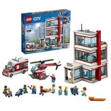 LEGO CITY Городская больница 60204