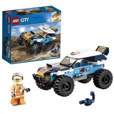 LEGO CITY Транспорт: Участник гонки в пустыне 60218