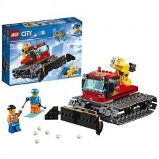 LEGO CITY Транспорт: Снегоуборочная машина 60222