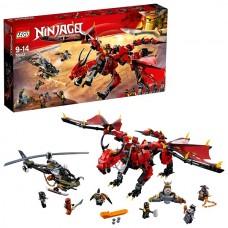 LEGO Ninjago 70653 Конструктор Лего Ниндзяго Первый страж