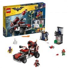 LEGO Batman Movie 70921 Конструктор Лего Фильм Бэтмен: Тяжёлая артиллерия Харли Квинн