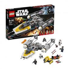 Lego Star Wars 75172 Конструктор Лего Звездные Войны Звёздный истребитель типа Y