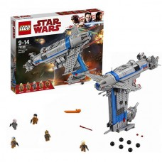 LEGO Star Wars 75188 Конструктор Лего Звездные Войны Бомбардировщик Сопротивления