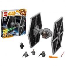 LEGO Star Wars 75211 Конструктор Лего Звездные Войны Имперский истребитель СИД