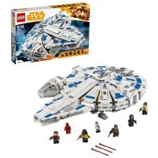 LEGO Star Wars 75212 Конструктор Лего Звездные Войны Сокол Тысячелетия на Дуге Кесселя