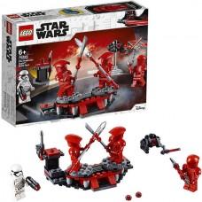 LEGO Star Wars 75225 Конструктор Лего Звездные войны Боевой набор Элитной преторианской гвардии