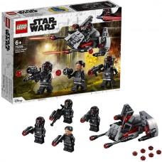 LEGO Star Wars 75226 Конструктор Лего Звездные Войны Боевой набор отряда Инферно