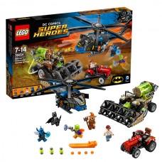 LEGO Super Heroes 76054 Конструктор Лего Супер Герои Бэтмен: Жатва страха