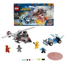 LEGO Super Heroes 76098 Конструктор Лего Супер Герои Скоростная погоня