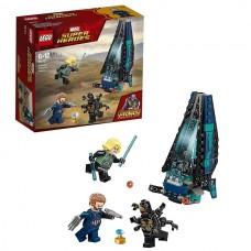 LEGO Super Heroes 76101 Конструктор Лего Супер Герои Атака всадников