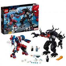 LEGO Super Heroes 76115 Конструктор Лего Человек-паук: Человек-паук против Венома