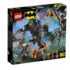 LEGO Super Heroes 76117 Конструктор Лего Супер Герои Робот Бэтмена против робота Ядовитого Плюща