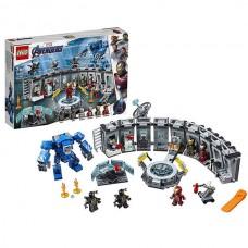 Lego Super Heroes 76125 Супер Герои Лаборатория Железного человека