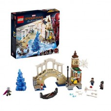 LEGO Super Heroes 76129 Конструктор Лего Супер Герои Нападение Гидромена